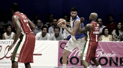 LegaBasket Serie A - L'Orlandina Davide sfida l'Olimpia Golia