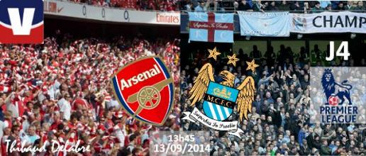 Arsenal-Manchester City : Réenclencher la machine