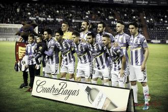 Ojeando al rival: un Real Valladolid que se encomienda a su pistolero