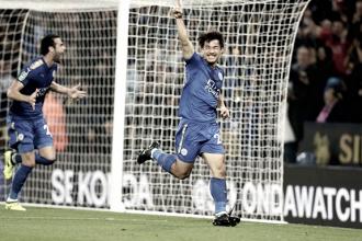 Carabao Cup, Leicester-Liverpool 2-0: Okazaki prima e Slimani poi affondano i reds