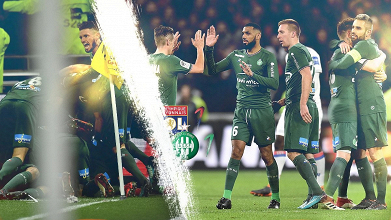 OL 1-1 ASSE : Les Verts refroidissent le Groupama Stadium !