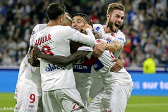 OL - Dijon : Les notes du match