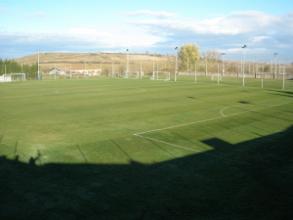 Olaranbe será el nuevo estadio para el CD Vitoria