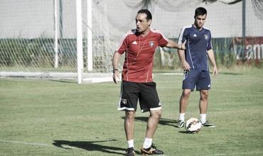 """Jose Luis Oltra: """"Sería una victoria de prestigio"""""""