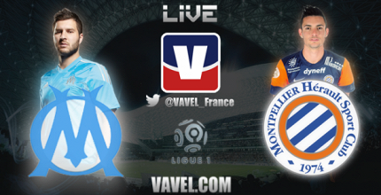 Live Marseille - Montpellier, le match en direct
