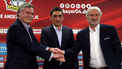 Leverkusen place Tayfun Korkut in charge until the end of the season
