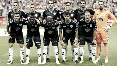 Real Sporting - CD Lugo: puntuaciones CD Lugo jornada 2 Segunda División