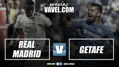 Jogo Real Madrid x Getafe AO VIVO hoje pela La Liga 2018/19 (0-0)