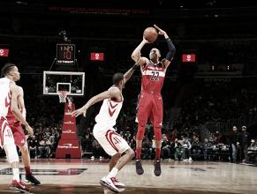 Otto Porter in azione contro i Rockets. Fonte: NBA.com/Twitter