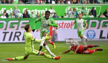 Divock Origi feeling positive after a month of Wolfsburg loan