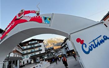 Cortina, sede dei Mondiali di sci alpino nel 2021