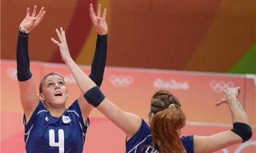 Rio 2016, Volley F: l'Italia tira fuori l'orgoglio contro gli USA ma non basta. Arriva la quarta sconfitta