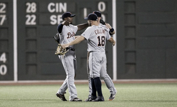Boston Red Sox suffer third loss in last four games, fall to Detroit Tigers 4-2