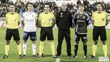 Ojeando al rival: Real Oviedo, a volver a estar arriba