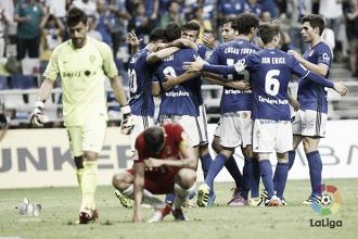 El ojo bermellón: Real Oviedo, un equipo con mucho juego
