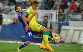 Des regrets pour le FC Nantes