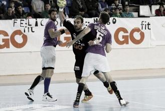 BM Guadalajara se aleja del descenso al ganar en Santander