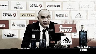 """Pablo Laso: """"Hemos ganado un partido que no hemos controlado"""""""