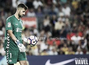 Resumen Alavés 2016/17: Pacheco termina como el cuarto portero menos goleado