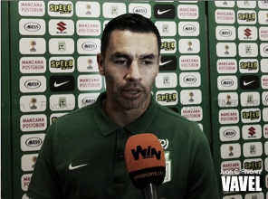 """Francisco Nájera: """"Ellos utilizaron un planteamiento bastante defensivo"""""""