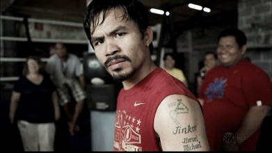 Manny Pacquiao, situado como primer clasificado del peso welter en el ranking WBC