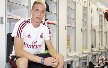 Milan, Conti è al lavoro: l'obiettivo è di ritornare in campo a settembre
