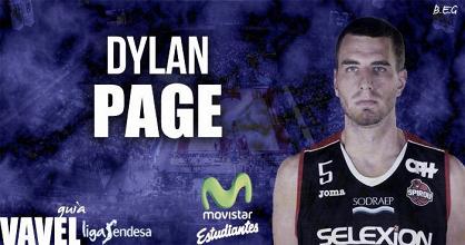 Movistar Estudiantes 2016-17: Dylan Page, el último talento