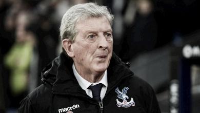 """Roy Hodgson: """"Jugamos lo suficientemente bien como para ganar el partido''"""