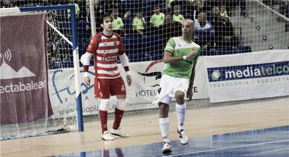Palma Futsal y Jaén Paraíso Interior empatan a todo en un brillante partido