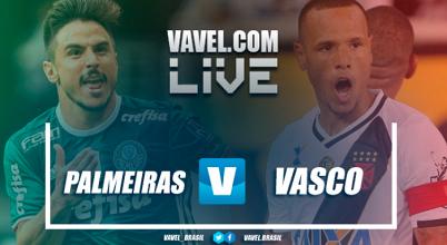 Resultado Palmeiras x Vasco (4-0)