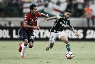 Palmeiras mede forças contra Jorge Wilstermann-BOL por vaga antecipada nas oitavas