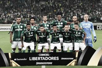 Palmeiras tem punição reduzida e atualiza lista de inscritos na Libertadores