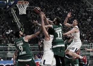 Panathinaikos doblega al Madrid a base de físico