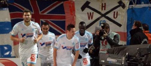 De trois pour l'OM contre Montpellier