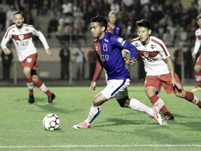 Com gols de Renatinho e Alemão, Paraná goleia CRB na Vila Capanema