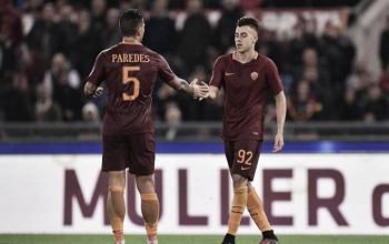 Chievo-Roma, le formazioni: Spalletti passa al 4-3-3, fuori Nainggolan a sorpresa