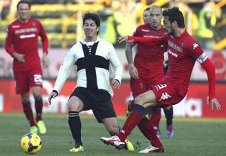 Parma e Cagliari si annullano a vicenda, vince l'equilibrio