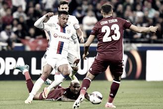 Resultado Besiktas vs Olympique de Lyon en vivo y en directo online en Europa League 2017 (2-1)