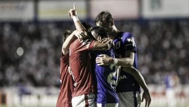 Paraná supera Vila Nova e abre vantagem na luta pelo acesso