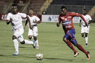 Rionegro dejó el sótano de la tabla al imponerse como local ante Deportivo Pasto