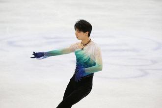 PyeongChang 2018, pattinaggio di figura: Yuzuru Hanyu si conferma campione olimpico, ventunesimo Matteo Rizzo - Foto ISU Figure Skating
