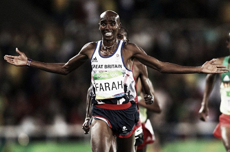 Rio 2016: Mo Farah cements his greatness with 10,000-meter triumph
