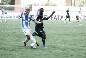 Com poucas pretensões na Série B, Paysandu e Goiás ficam no empate em Belém