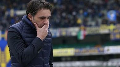 """Hellas Verona, Pecchia teme il Napoli: """"E' una macchina che va a 300 all'ora, servirà massima attenzione"""""""