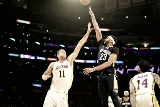 Los Lakers se ahogan en la orilla