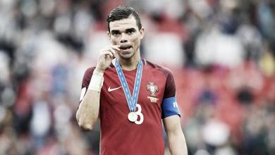 """Pepe: """"Son tres finales, pero queremos estar en el Mundial"""""""