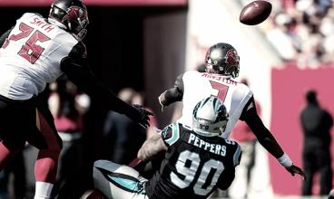 Panthers sale de su racha negativa y de paso hunde a los Buccaneers.