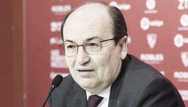 """Pepe Castro: """"Nuestro objetivo no es la liga, sino estar en Champions"""""""