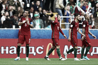 """Pepe enaltece terceiro lugar: """"Trabalhamos muito para representar o nome de Portugal"""""""