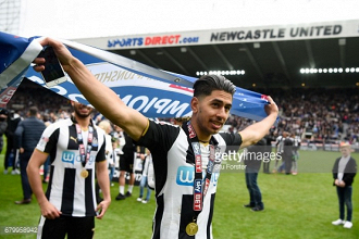 Ayoze Perez admits Premier League will not be an easy ride as Newcastle return to top flight